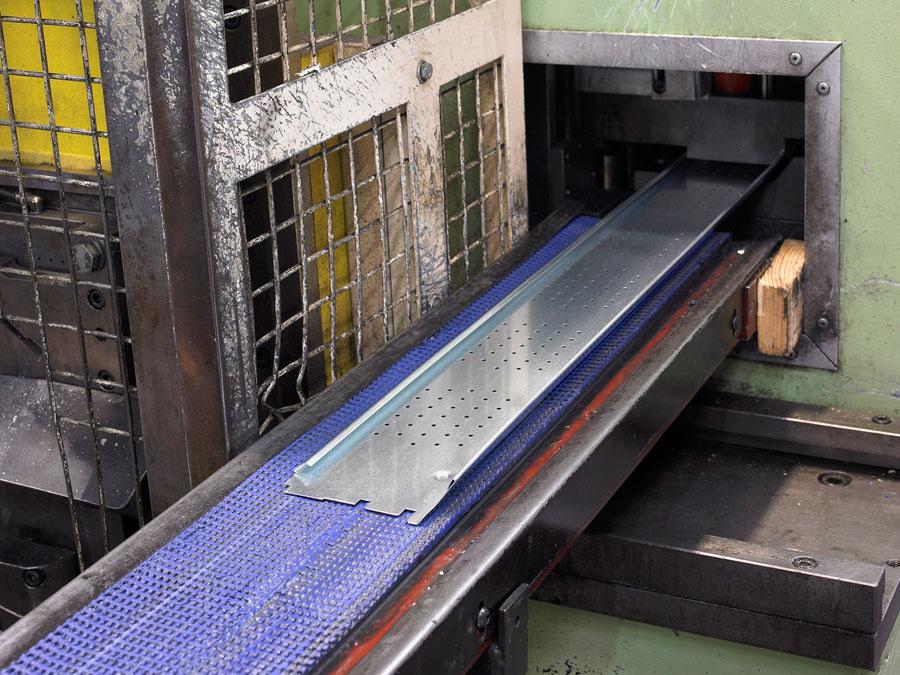 profilatura a freddo laminati metallici